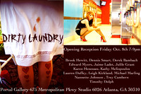 Dirty Laundry Art Show